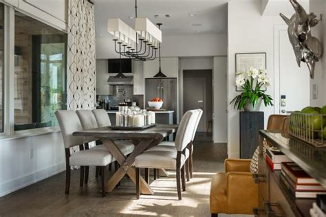 Esszimmer Le Diy by Dining Room Pictures From Hgtv Smart Home 2015 Hgtv