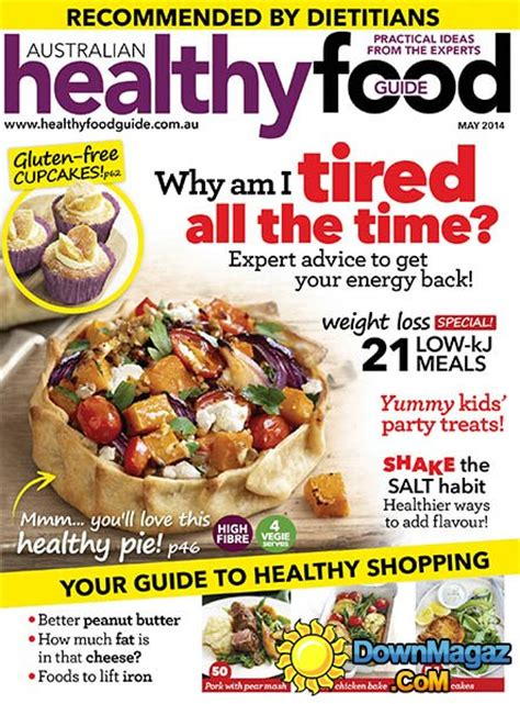 magazine guide cuisine healthy food guide may 2014 187 pdf magazines