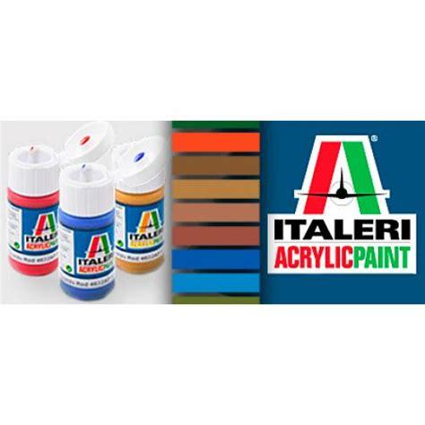 acrylic paint for plastic models italeri acrylic paint 20ml bottle plastic models
