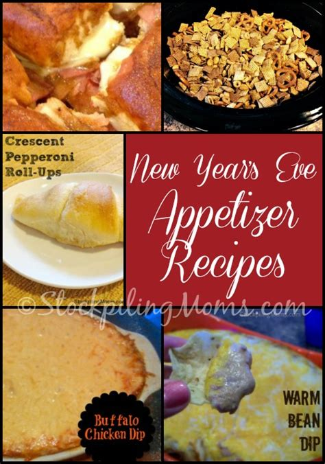 new year recipes 2014 new year s appetizer recipes roundup