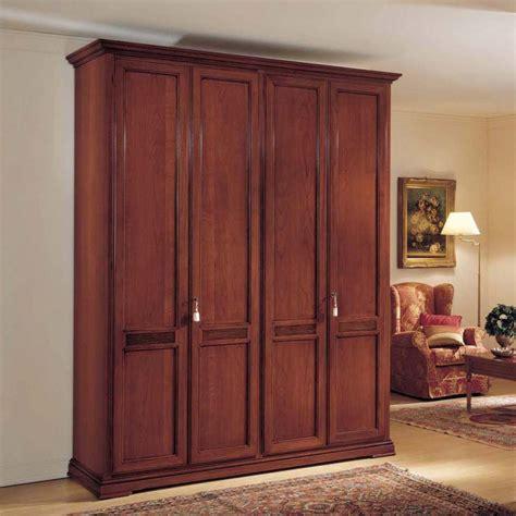 armadio 4 ante battenti altezza cm 220