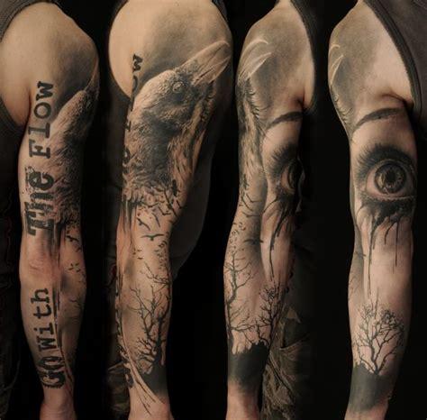 Tattoo Eye Sleeve | japanese eye tattoo newhairstylesformen2014 com