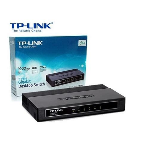 tp link 5 gigabit switch tp link tl sg1005d switch 5 puertos gigabits pccomponentes
