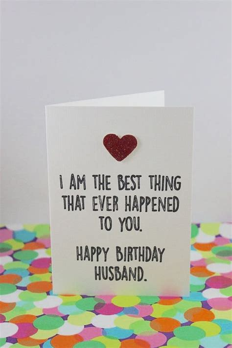 Husband Birthday Cards Best 25 Husband Birthday Cards Ideas On Pinterest Funny
