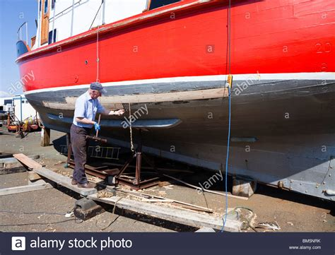quebec fishing boat builders traditional fishing method stock photos traditional
