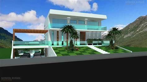 projetos de casas projetos de casas modernas barbara borges projetos 3d