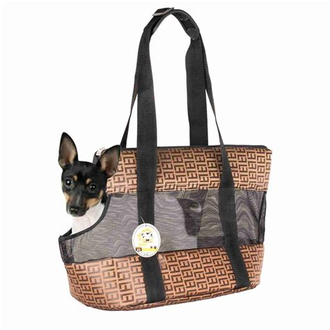 purse dogs travel pet carrier purse by small cat polyester travel tot ebay