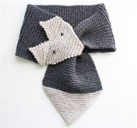 knitting pattern scarf garter stitch foxy garter stitch scarf allfreeknitting com