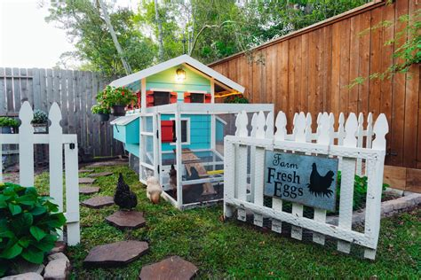 Best Backyard Chicken Coops Best Backyard Chicken Coop The Mansion The Pink