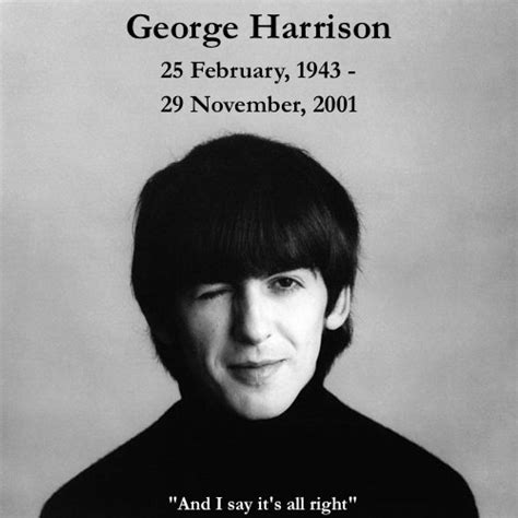 s day quotes george george harrison rip lukebox