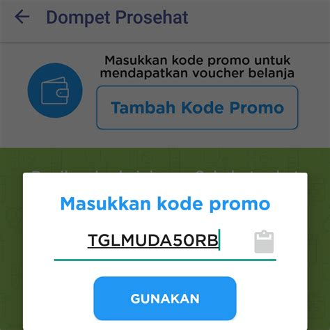 Kode Kuora Promo 3 | syarat dan ketentuan kode promo tglmuda50rb belanja