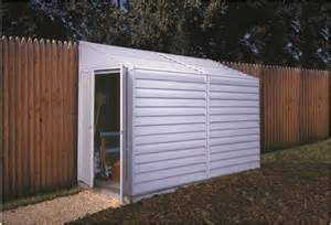 10 X 4 Garden Shed Arrow Yardsaver Outdoor Shed 4 X 10 Ys410