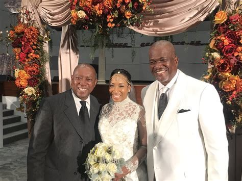 """Sylvester Turner on Twitter: """"Today, two became one as"""