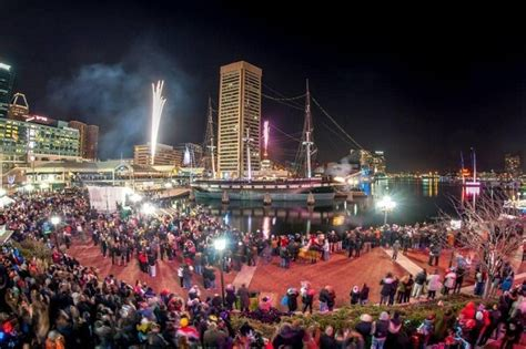 new year parade baltimore baltimore new years 2018 places events