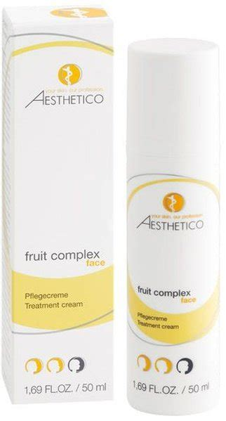 fruits b complex aesthetico fruit complex pflegecreme