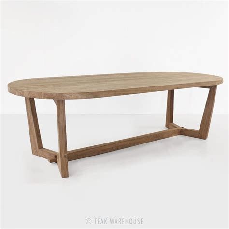 oval wood dining table 25 best ideas about oval dining tables on