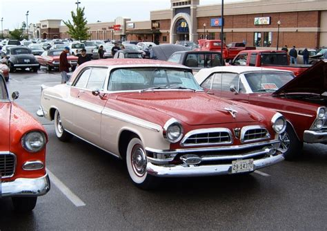 1955 Chrysler New Yorker Deluxe by Jpcavanaugh