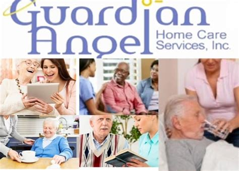 comfort home care inc guardian angel home care services inc home health care