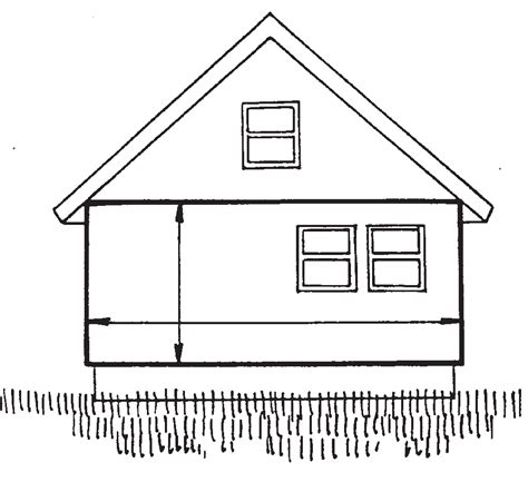 how to determine square footage of house 100 how to determine the square footage of a house