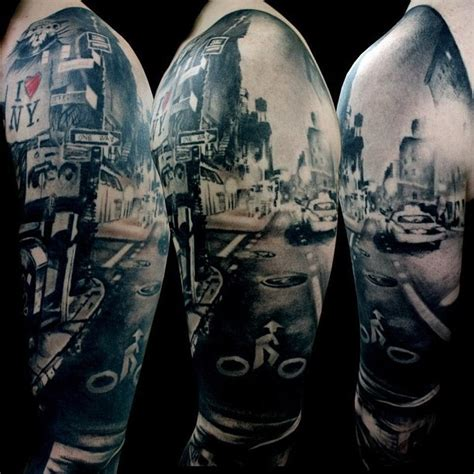 tattoo artists in nyc sick nyc portrait tattoo by luke loporto tattoos pinterest