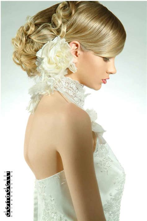 Wedding Hair For Brides by Wedding Hairstyles Bridal Hairstyles Weddings