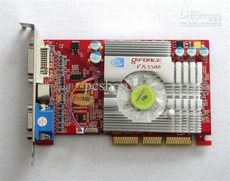 Vga Fx 5500 8x nvidia geforce fx 5500 256mb agp 4x 8x card vga detect my graphics card graphic card for