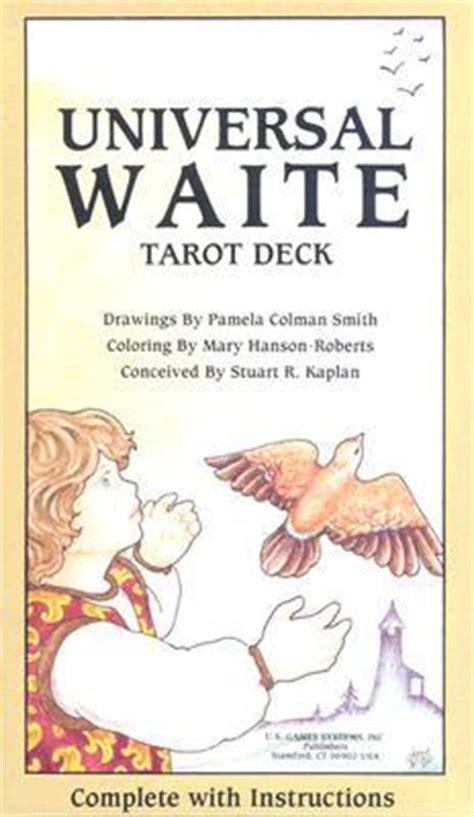 universal waite tarot cards 0880794968 universal waite tarot cards