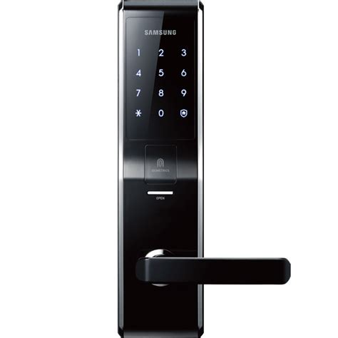 Samsung Smart Shs H705 Digital Door Lock Biometric Fingerprint Fingerprint Front Door Lock