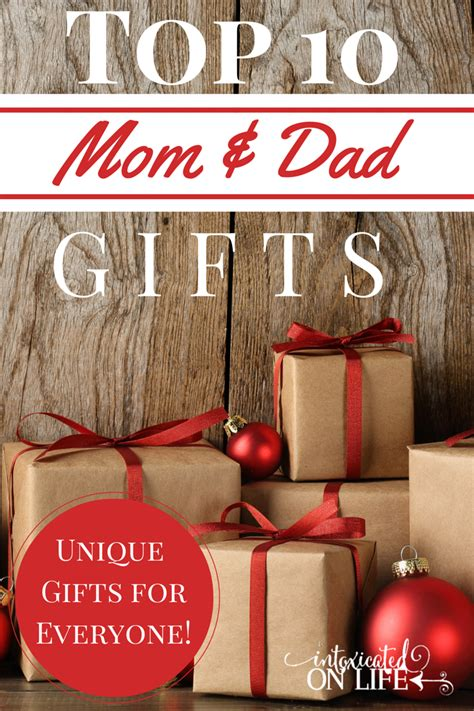 great gifts for mom top 10 gifts for moms and dads