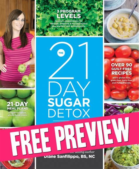 21 Day Sugar Detox Book Preview by Quot Mediterranean By Diane Sanfilippo Flipsnack