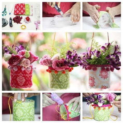 vasi da fiori in plastica vasi di plastica vasi realizzare e decorare vasi di