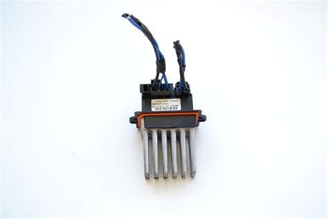 blower motor resistor values chrysler 300c 3 0 crd 2007 rhd heater fan blower motor resistor 05061587aa ebay