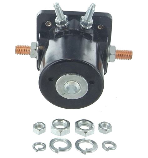 starter solenoid switch johnson omc evinrude outboard