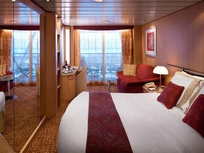 Cruise Ship Cabin Pictures by Cruise Ship Cabins With Benefits Cond 233 Nast Traveler