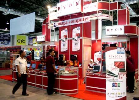 contoh layout booth pameran java management exhibition contractor contoh design booth