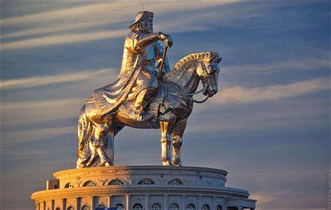 genghis khan equestrian statue wikipedia genghis khan rides again