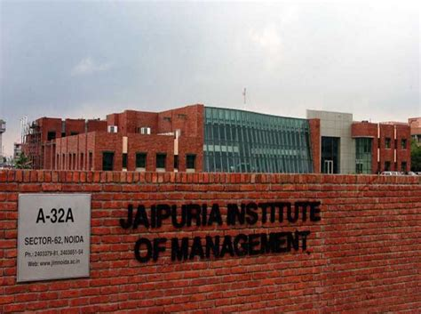 Jaipuria Institute Of Management Noida Mba Fees by Jaipuria Institute Of Management Noida Admissions 2017