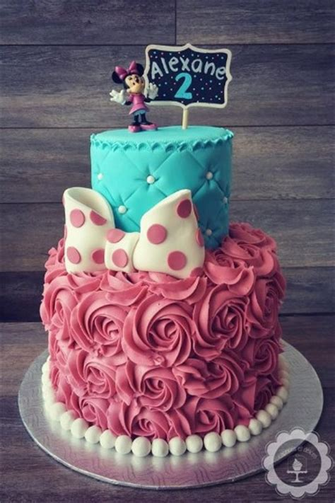 decoracion de tortas con crema de minnie lindas imagenes de tortas decoradas de minnie