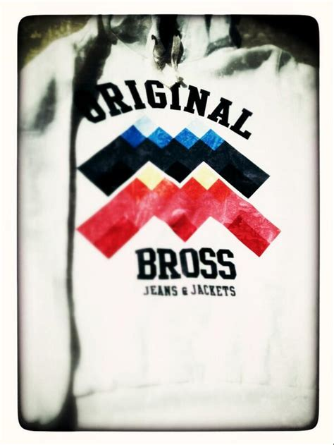 Jaket B Bross bross brossjeans