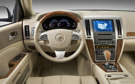 car interior cadillac sts car interior wallpaper hd car wallpapers
