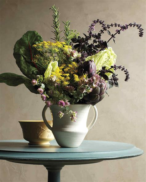 garden arrangements fall flower arrangements martha stewart
