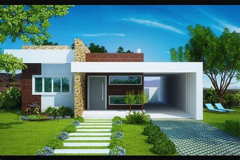 una casa de 100 construir una casa moderna para parcela de app 100 metros