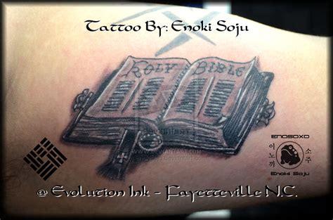 tattoo open bible bible tattoo by enoki soju by enokisoju on deviantart