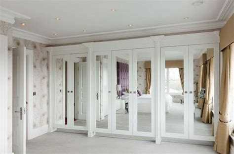 how mirrored closet doors can enhance the of your home