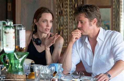 by the sea behind the scenes with angelina jolie and angelina jolie on what it is like to film sex scenes with