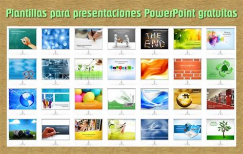 cambiar el fondo de powerpoint plantillas power point cientos de plantillas gratuitas para powerpoint recursos