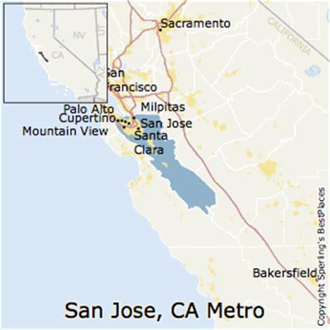 san jose msa map best places to live in san jose sunnyvale santa clara