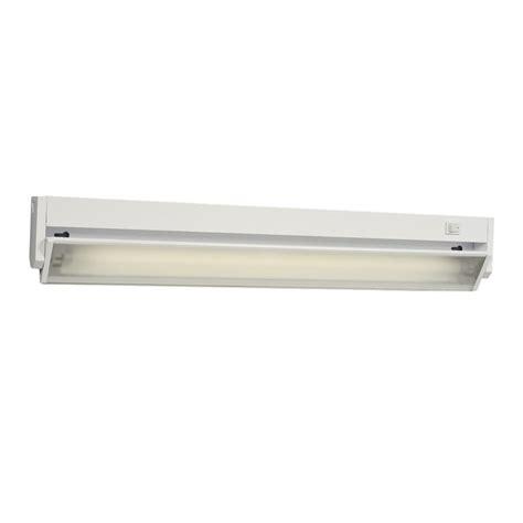 fluorescent under cabinet bar light shop galaxy 22 875 in hardwired under cabinet fluorescent