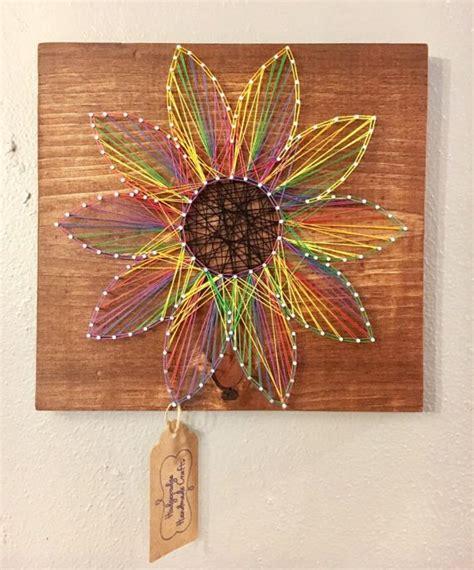 diy wall art from yarn nails best 20 string art ideas on pinterest nail string art