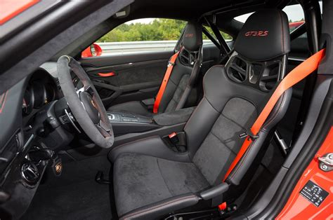 porsche rsr interior 2016 porsche 911 gt3 rs first drive review motor trend
